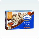 ATTIKI's Cocoa-flavoured Halva with Honey 400g