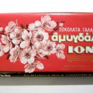 ION Milk chocolate with almonds 100gr