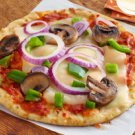 Quick Pita Pizzas