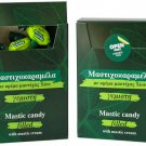 Mastic candy filled with mastic cream. Box75g