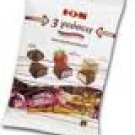 ION PRALINES 3 TASTES MILK CHOCOLATE 270gr.