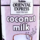 ORIENTAL EXPRESS LIGHT COCONUT MILK 165gr