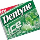 2pcs gum Dentyne Ice SPEARMENT 17,2GR