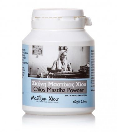 Chios mastiha powder - nutritional product 60g