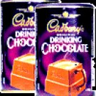 CARBURY drinking chocolate 250gr