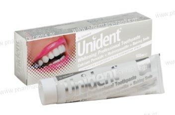 UNIDENT WHITENING TOOTHPASTE 100ML PASTA INTERMED