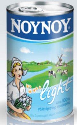 Noy Noy  Evaporated Milk Light 400gr