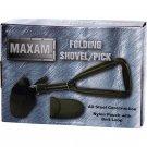 Maxam® Folding Shovel/Pick