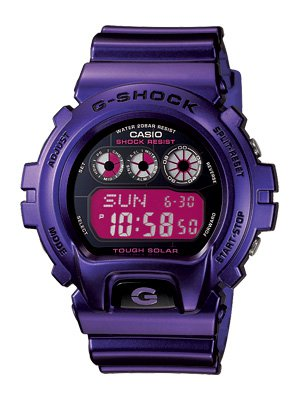 Casio G-Shock watch G-6900CC-6 | Tough Solar G6900CC