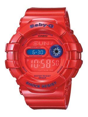 Casio Baby-g  BGD-140-4  Bigsize and dual illuminator BGD140