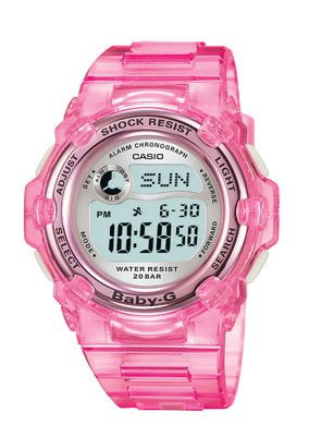 100% authentic new Casio Baby-G BG3000-4B with box| BG-3000