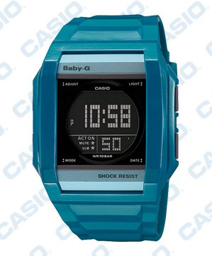 Casio Baby-G BG-810-2D with box| BG810