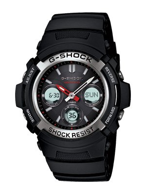 Casio G-Shock watch AWR-M100-1| NEW| Authentic| New analog-digital | AWRM100