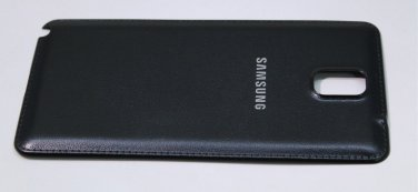 Samsung Note3 n900 back cover black