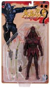 Future Ninja - Shouki RED (repaint) version