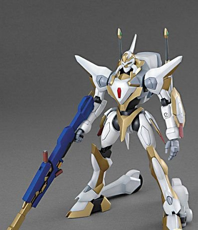 Code Geass Rebellion Lancelot Model Kit 1/35 Bandai