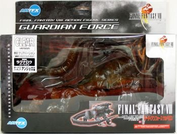 Final Fantasy VIII 8 Guardian Force Cerberus (Clear) Figure