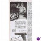 Colt automatic pistol 1920 ad Hartford Conn E121