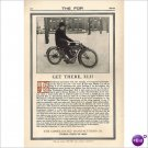 Yale Motorcycle 1912 full page ad E131