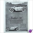 Stoddard 30 Automobile 1911 Dayton Ohio full page ad E134