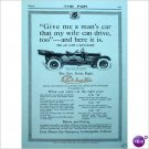 Cole Automobile 1912 full page ad Indianapolis Indiana E162