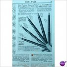 A Diamond Point Pen Company New York City 1913 ad  E163