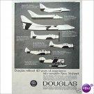 1961 Navy A4D-5 Skyhawk Douglas Aircraft full page ad E176