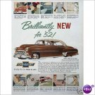 Chevrolet Bel Air 1952 full page color ad  E189