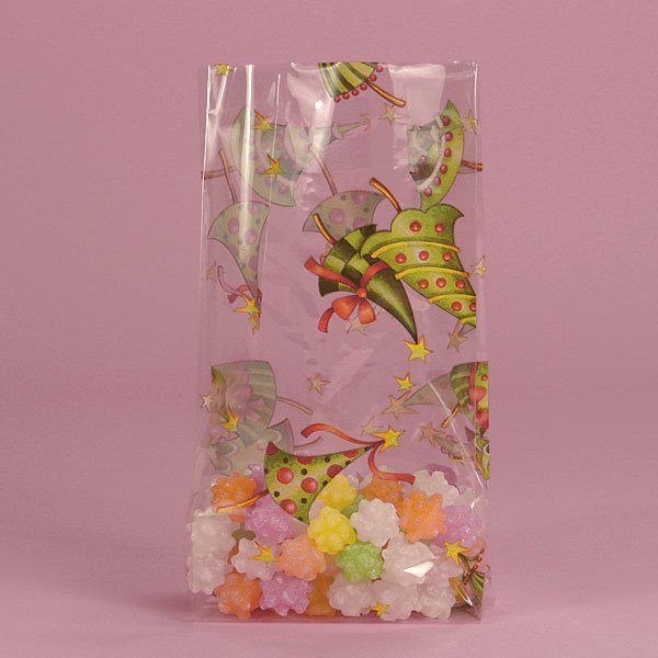 "Dancing Trees Cello Bags 100 cnt $19.99, 3.5"" x 7.5"" size"