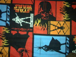 STAR WARS TROOPER Patch Fabric FQ- rare