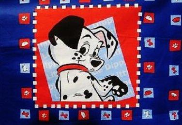 Disney 101 Dalmatians Little Dipper Fabric Pillow Panel