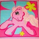 My Little Pony Fabric Pillow Panel - Pinkie Pie 2006 Hasbro