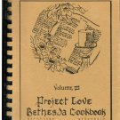 WATERTOWN WISCONSIN PROJECT LOVE BETHESDA  HOME VOL III COOKBOOK