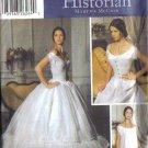 Simplicity 5726 Civil War Corset Petticoat Costume Pattern Size 6 8 10 12
