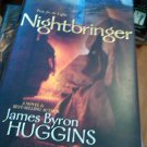 James Bryon Huggins Nightbringer book