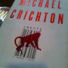 Michael Crichton Next book