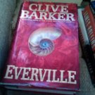 Clive Barker Everville book