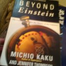 Michio Kaku And Jennifer Thompson Beyond Einstein book