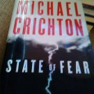 Michael Crichton State Of Fear book
