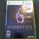Resident Evil Xbox 360 Game