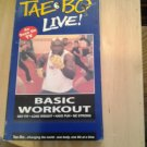 Taebo Basic Workout VHS