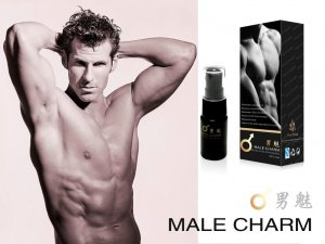 MALE CHARM Alpha Male Tonify & Prolong Spray