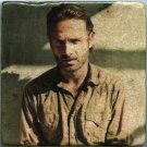 Rick Grimes Walking Dead Andrew Lincoln Wall Art Tiles Coasters Table Accent