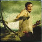 Norman Reedus Daryl Dixon Walking Dead Wall Art Tile Coaster Paperweight Zombies
