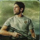 Jon Bernthal Walking Dead Art Tile Coaster Home Decor Shane Walsh Paperweight