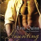 HAUNTING WARRIOR by Erin Quinn