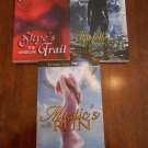 THE ANGELINI SERIES, BKS. 1-3 by Jory Strong