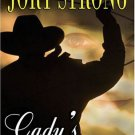 CADY'S COWBOY (CRIME TELLS, BK. 2) by Jory Strong