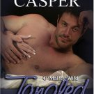 O'MALLEY WILD: TANGLED SHEETS by Maggie Casper