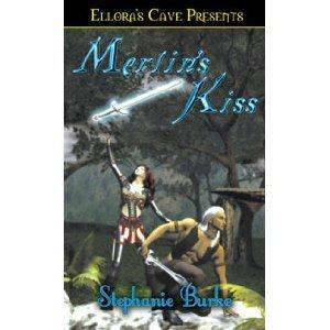 MERLIN'S KISS by Stephanie Burke